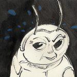 Schwitzender Käfer
